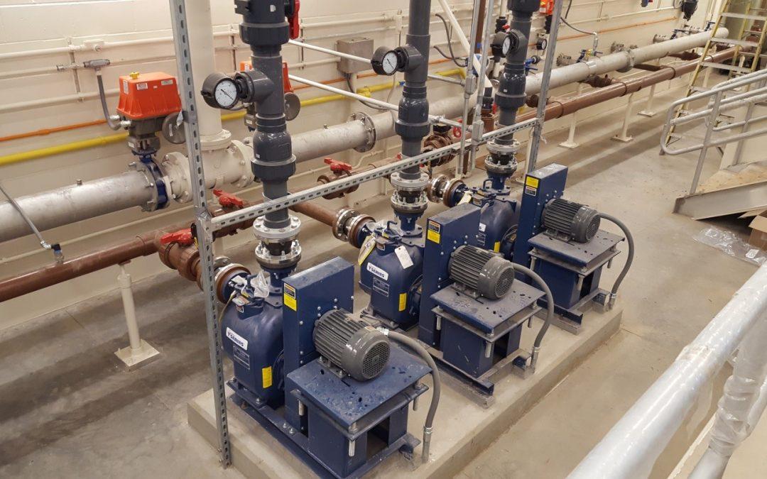 Cumberland MBR Installation